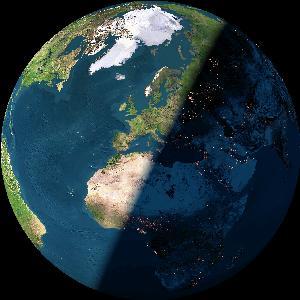 Ora esatta fusi orari fasi lunari e webcams for Mondo convenienza illuminazione